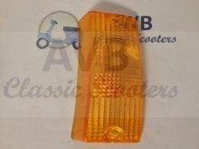 Knipperlichtglas PX oranje rechtsvoor Bosatta