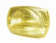 Koplamp geel t.b.v Vespa 50 Special P26s fitting