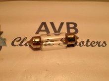 Buislamp 12V 10W Afm10.5x38mm