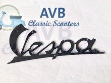 "Logo ""Vespa"" zwart 1946-1954, om te klinken"