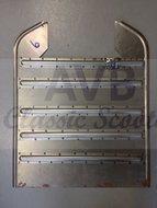 Bodemplaat V30-V33-VN1-2 van 1950 tot 1957 VL1-3 en VB1