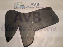 Rubberen pakking bovenin tussen schokdemperplaat en frame FB-VN-VL-VB1-Langstaartblok