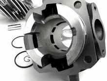 Cilinder snel 5-poorts Polini 50cc 38.4mm, pen 12mm