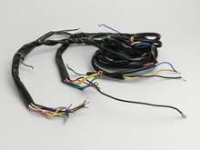 Kabelboom SS180-VBB2T-VLA1T(GLX) zonder accu Past op de 150 GL met trapezium koplamp (150 GLX)